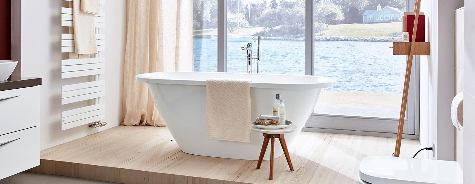 Bad aus einer Hand   Graf Haustechnik